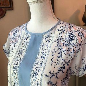 carmen marc valvo blouse